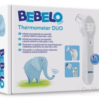 Nhiệt kế Bebelo Thermometer DUO