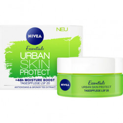 kem nivea essentials urban skin defence